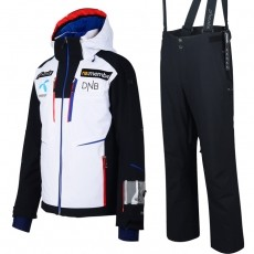 [19-20 피닉스 스키복] Norway Team (KOREA SMU) JACKET(WT1)+PANTS(BK)